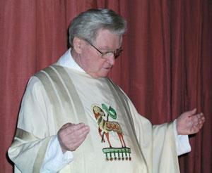 Pfarrer Damian Brysch