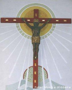 Kreuz in Herbram (anklicken für Großansicht)