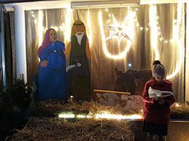 Weg nach Bethlehem - klicken für Großansicht