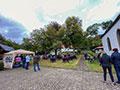 Erntedank am Ehrenmal in Grundsteinheim (Bild 2350)
