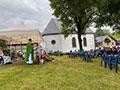Erntedank am Ehrenmal in Grundsteinheim (Bild 2361)