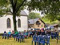 Erntedank am Ehrenmal in Grundsteinheim (Bild 2362)