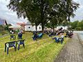 Erntedank am Ehrenmal in Grundsteinheim (Bild 2363)