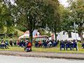 Erntedank am Ehrenmal in Grundsteinheim (Bild 2365)