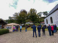 Erntedank am Ehrenmal in Grundsteinheim (Bild 2368)