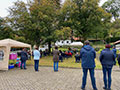 Erntedank am Ehrenmal in Grundsteinheim (Bild 2369)