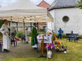 Erntedank am Ehrenmal in Grundsteinheim (Bild 2392)