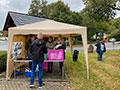 Erntedank am Ehrenmal in Grundsteinheim (Bild 2396)