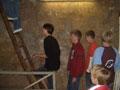 Besichtigung des Kirchturms (Bild 693)