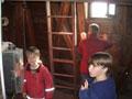Besichtigung des Kirchturms (Bild 697)