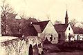 Historische Fotos rund um die Kirche (Bild 1233)